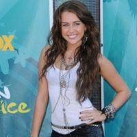 Miley Cyrus à Paris en septembre 2010