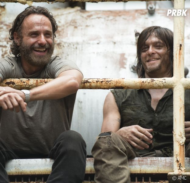 The Walking Dead : quel type de survivant es-tu ? Fais le test