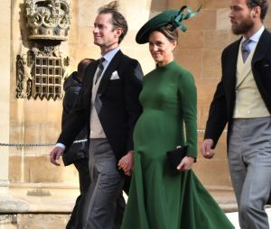 Pippa Middleton a accouché