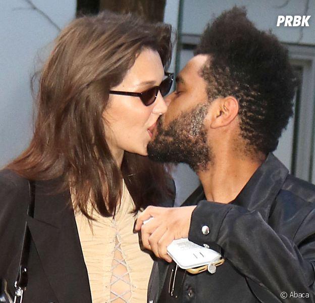 Bella Hadid fiancée à The Weeknd ? Les photos qui sèment le doute.