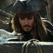 Pirates des Caraïbes : Johnny Depp en Jack Sparrow, c'est fini !