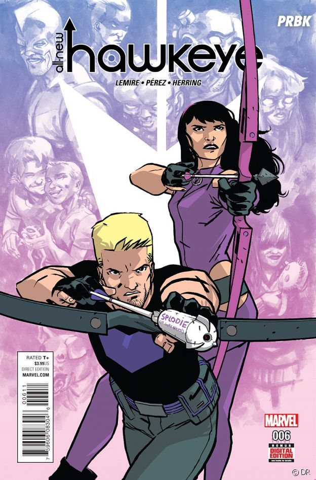 Kate Bishop dans les comics Marvel
