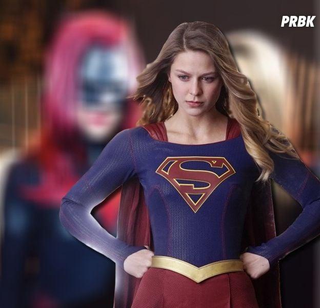 Supergirl saison 4 : Melissa Benoist prend la pose avec Batwoman