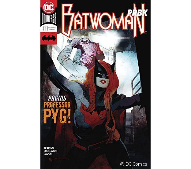 Batwoman dans les comics