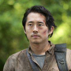 """The Walking Dead : Glenn, un personnage """"frustrant"""" pour Steven Yeun"""