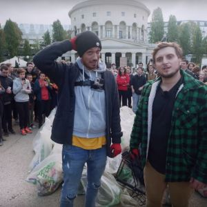 McFly & Carlito, Norman, Jhon Rachid... Quand les youtubeurs se mobilisent pour nettoyer Paris