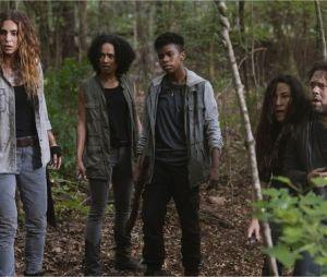 The Walking Dead saison 9 : les nouveaux se dévoilent sur une photo de l'épisode 6