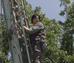 The Walking Dead saison 9 : Eugene sur une photo de l'épisode 6