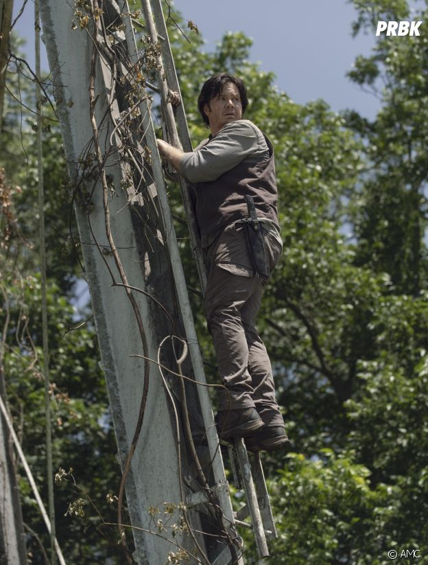 The Walking Dead saison 9 : Eugene sur une photo de l'épisode 6