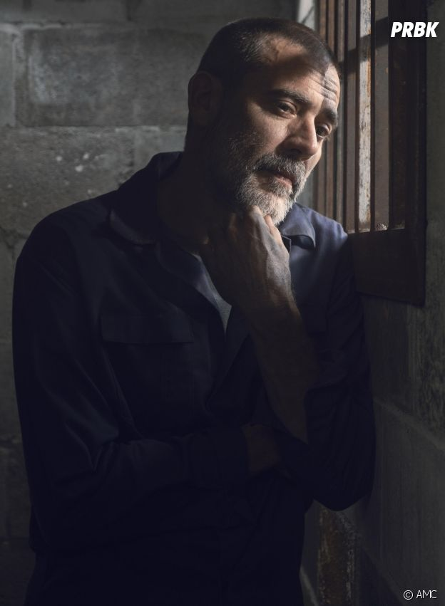 The Walking Dead saison 9 : Negan sur une photo de l'épisode 6