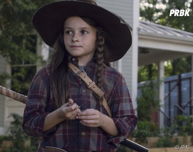 The Walking Dead saison 9 : la nouvelle Judith sur une photo de l'épisode 6