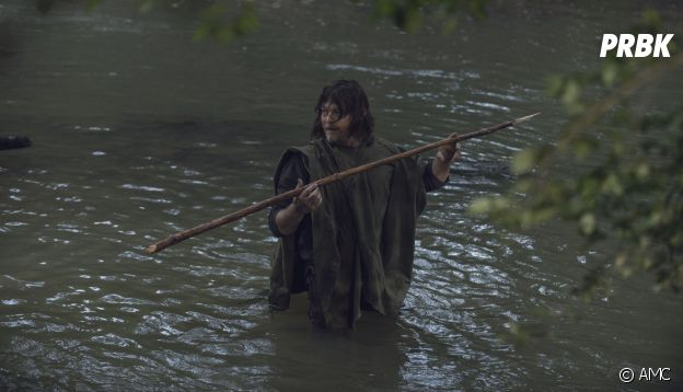 The Walking Dead saison 9 : Daryl sur une photo de l'épisode 6