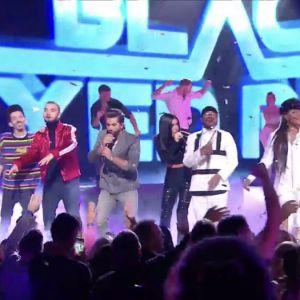 NMA 2018 : Black Eyed Peas chantent avec Bigflo & Oli et Soprano, les internautes pas fans