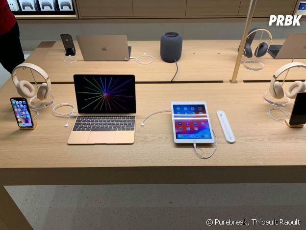 Apple Store des Champs-Élysées