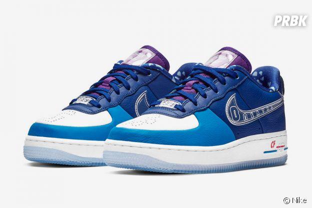 Nike s'est associé à l'hôpital Doernbecher : six enfants malades ont imaginé une paire de sneakers chacun.