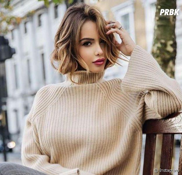 Nabilla Benattia lance sa marque de cosmétiques : des lipsticks parfaits pour les fêtes