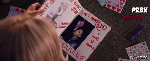 """Clip """"Thank U, Next"""" : l'allusion d'Ariana Grande aux parties intimes """"énormes"""" de Pete Davidson"""