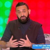 Cyril Hanouna veut lancer une banque du coeur face à la souffrance des gilets jaunes