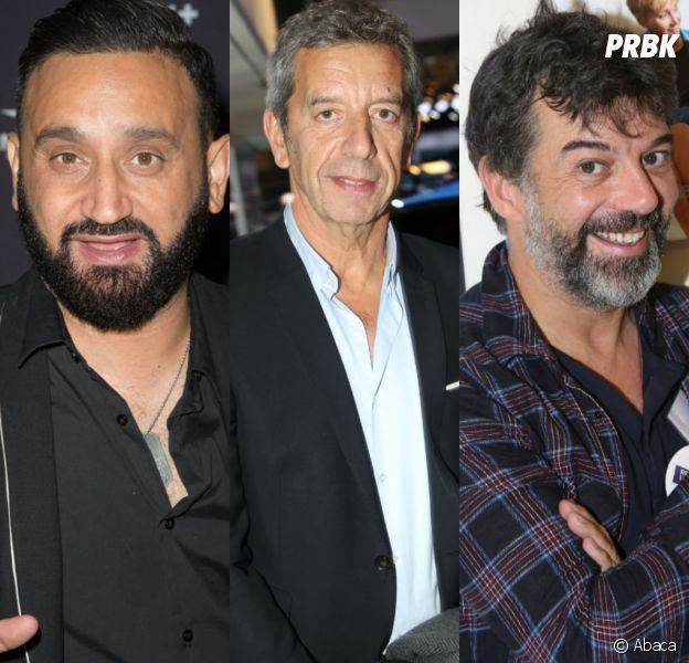 Cyril Hanouna, Michel Cymes, Stéphane Plaza... Voici les animateurs préférés des français !