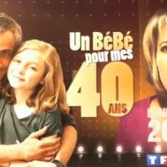 Un bébé pour mes 40 ans ... sur TF1 le lundi 13 septembre 2010