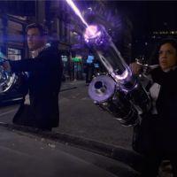 Men in Black 4 : gadgets et aliens dans la bande-annonce avec Chris Hemsworth et Tessa Thompson