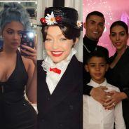 Kylie Jenner, Nabilla Benattia, Cristiano Ronaldo... Revivez le nouvel an des stars