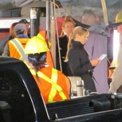 Fringe saison 3 ... Les photos du tournage du 11 septembre