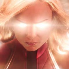 Captain Marvel : l'héroïne très badass en met plein la vue dans une nouvelle bande-annonce
