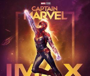 Captain Marvel : les affiches du film avec Brie Larson