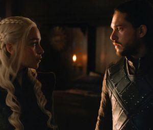Game of Thrones saison 8 : bonne nouvelle, Jon Snow et Daenerys pourront encore coucher ensemble
