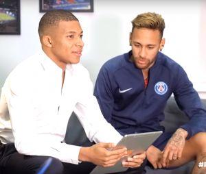 Kylian Mbappé célibataire : il confirme entre deux délires avec Neymar
