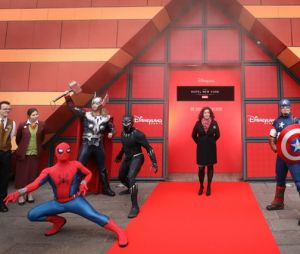 The Art Of Marvel - Disneyland Paris