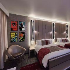 Disneyland Paris annonce l'ouverture du premier hôtel aux couleurs de Marvel pour 2020 !