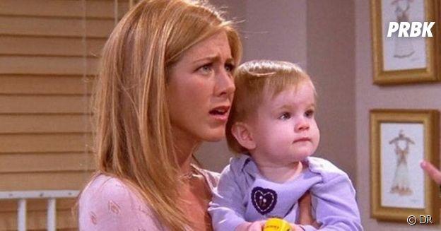 Emma et Rachel dans Friends