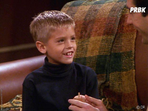 Cole Sprouse dans le rôle de Ben dans Friends