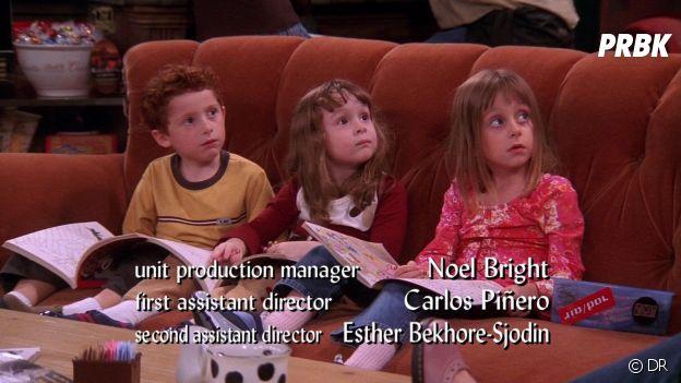 Friends : les triplés de Phoebe dans la saison 10