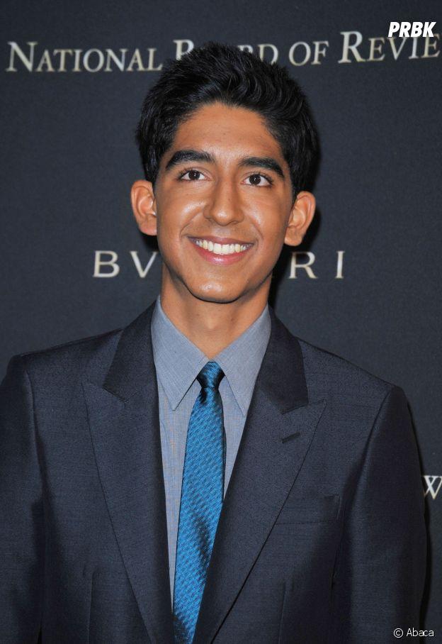 Dev Patel en 2009