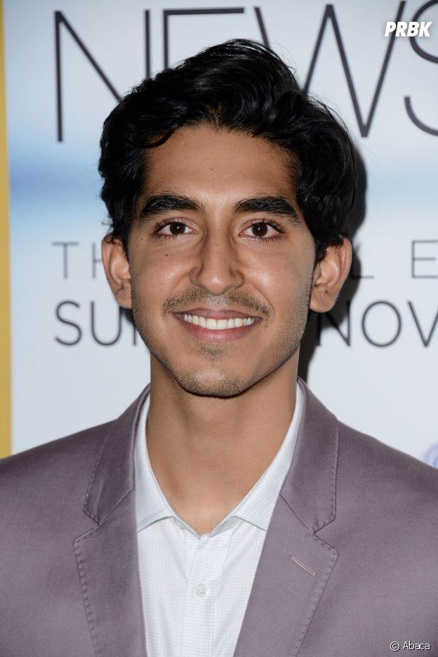 Dev Patel en 2014