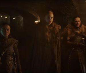 Game of Thrones saison 8 : la date dévoilée, les Stark en danger dans un premier trailer officiel