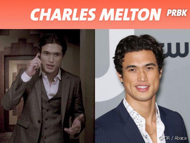 Charles Melton dans son premier rôle VS aujourd'hui