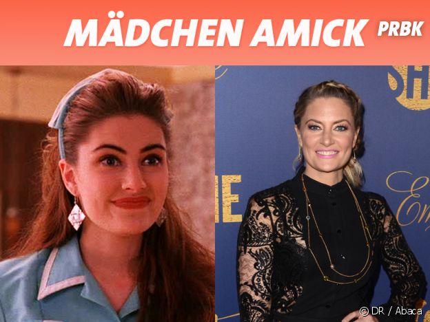 Mädchen Amick dans son premier rôle VS aujourd'hui