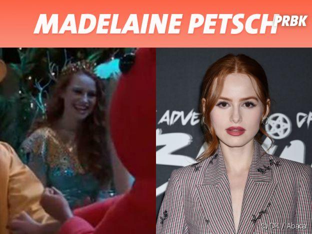 Madelaine Petsch dans son premier rôle VS aujourd'hui