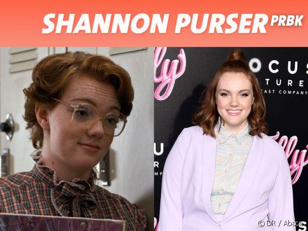 Shannon Purser dans son premier rôle VS aujourd'hui