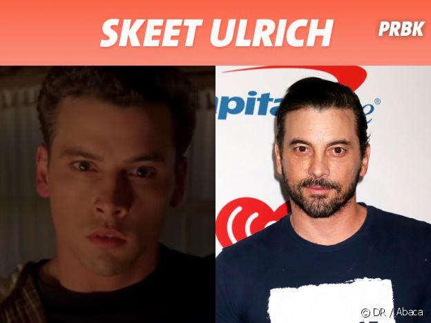 Skeet Ulrich dans son premier rôle VS aujourd'hui