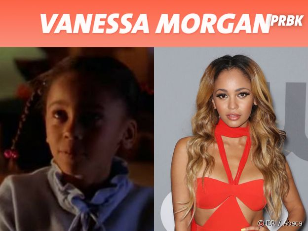 Vanessa Morgan dans son premier rôle VS aujourd'hui