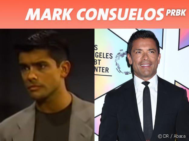 Mark Consuelos dans son premier rôle VS aujourd'hui