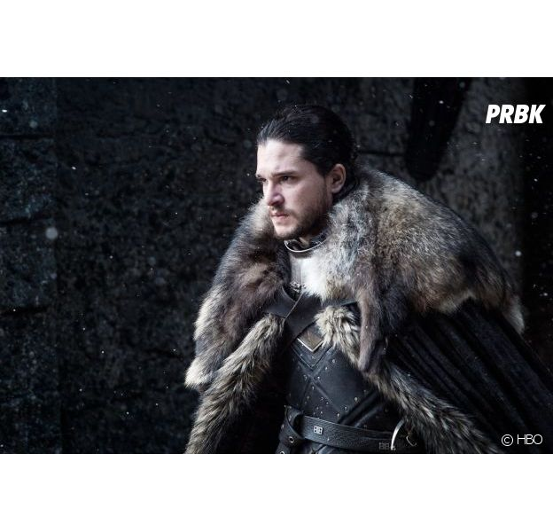 Game of Thrones : Kit Harington (Jon Snow) a récupéré un souvenir WTF (mais très intrigant) du tournage