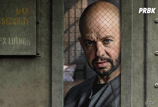 Supergirl saison 4 : première image de Lex Luthor, un personnage en danger