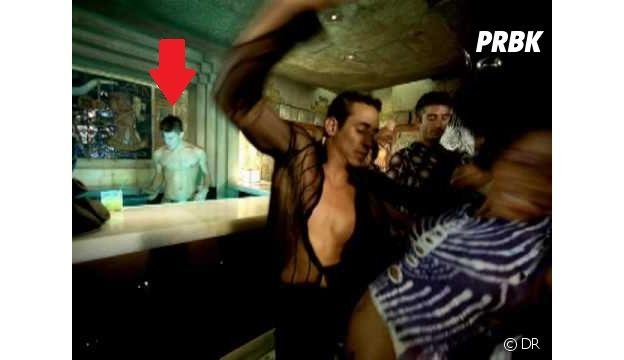 Channing Tatum dans le clip de She Bangs
