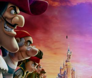 Pirates contre Princesses à Disneyland Paris.